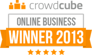 Crowd Cube Award Logo