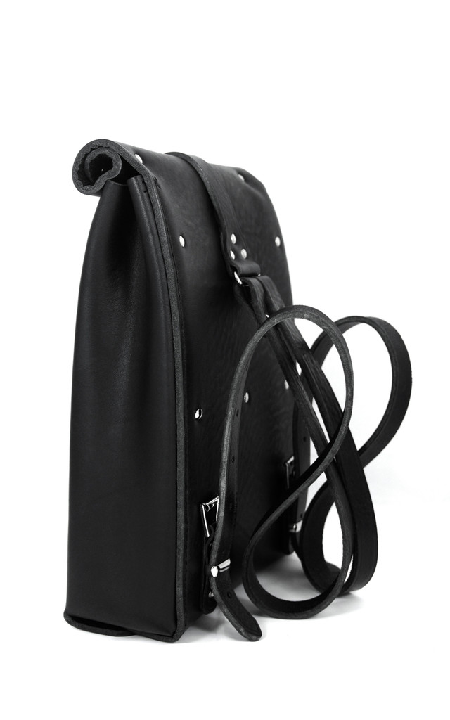 Rolltop Backpack by C.S