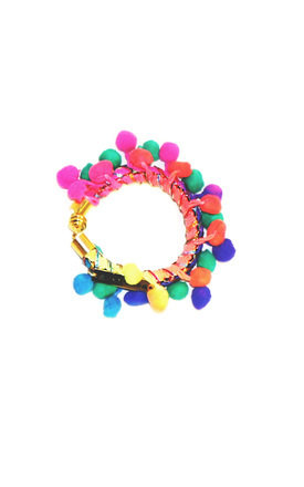 Rainbow lorakeet bracelet by ONLY CHILD Product photo