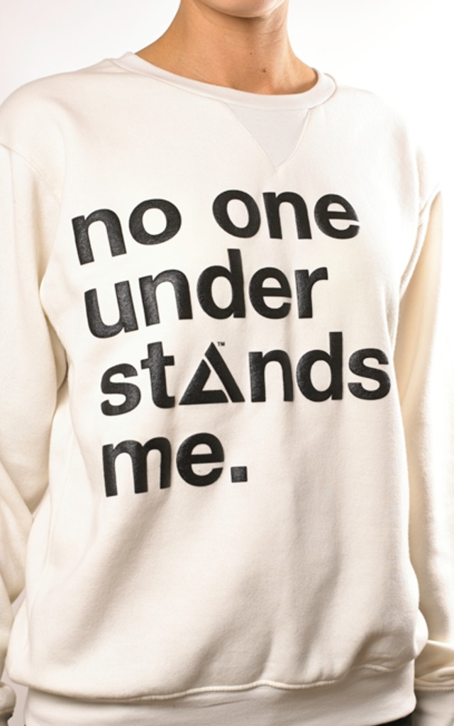 """No One Understands Me"" by Adolescent Clothing"