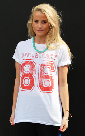 Summer of 86 t-shirt by Adolescent Clothing Product photo