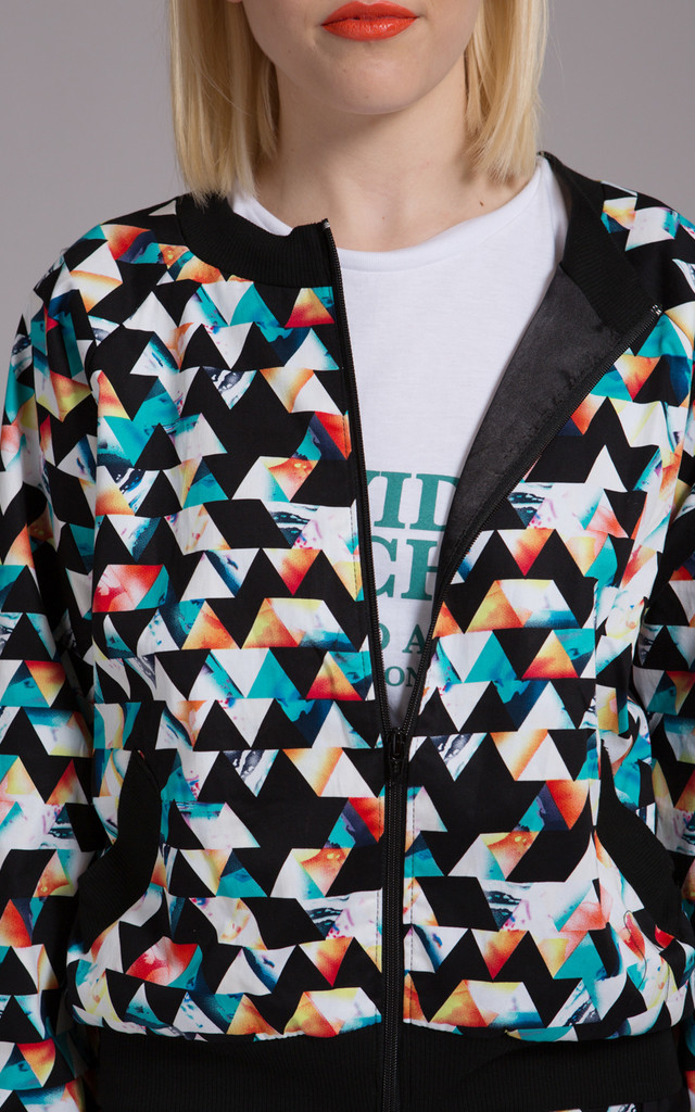 Geo Bomber by NO FIXED ABODE