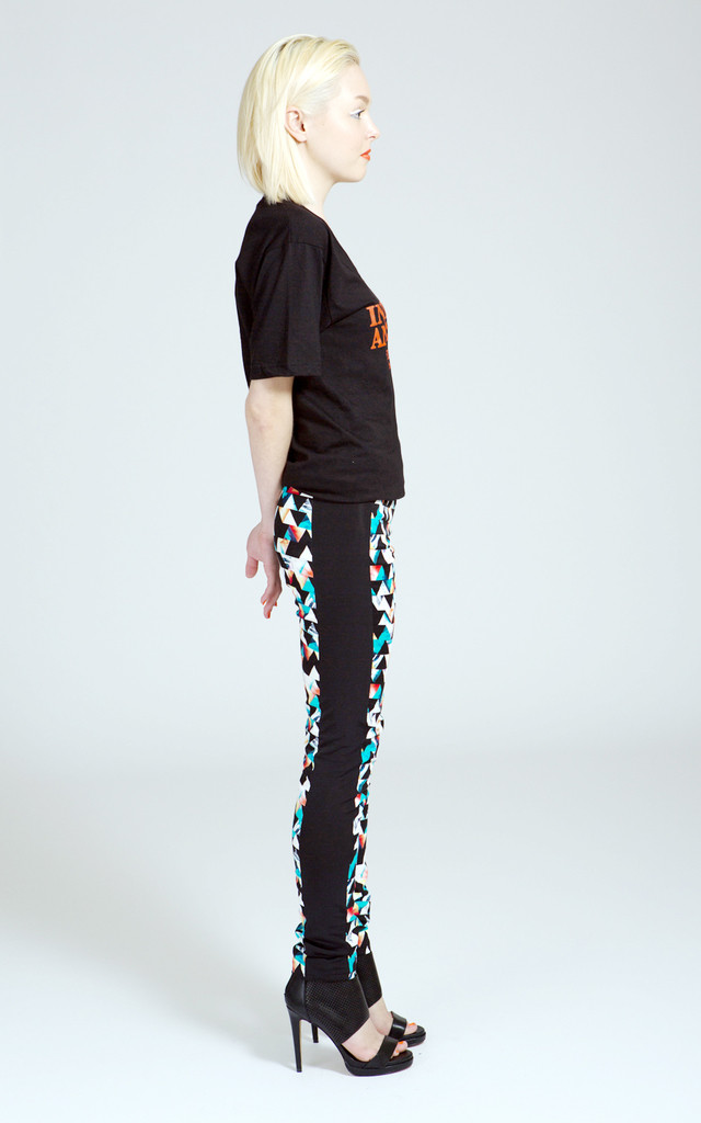 Geo Trousers by NO FIXED ABODE
