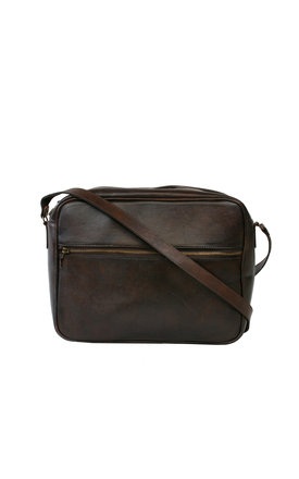 Orlando satchel - brown by Beara Beara Product photo