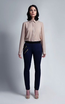 Navy trousers  by Lanti Product photo