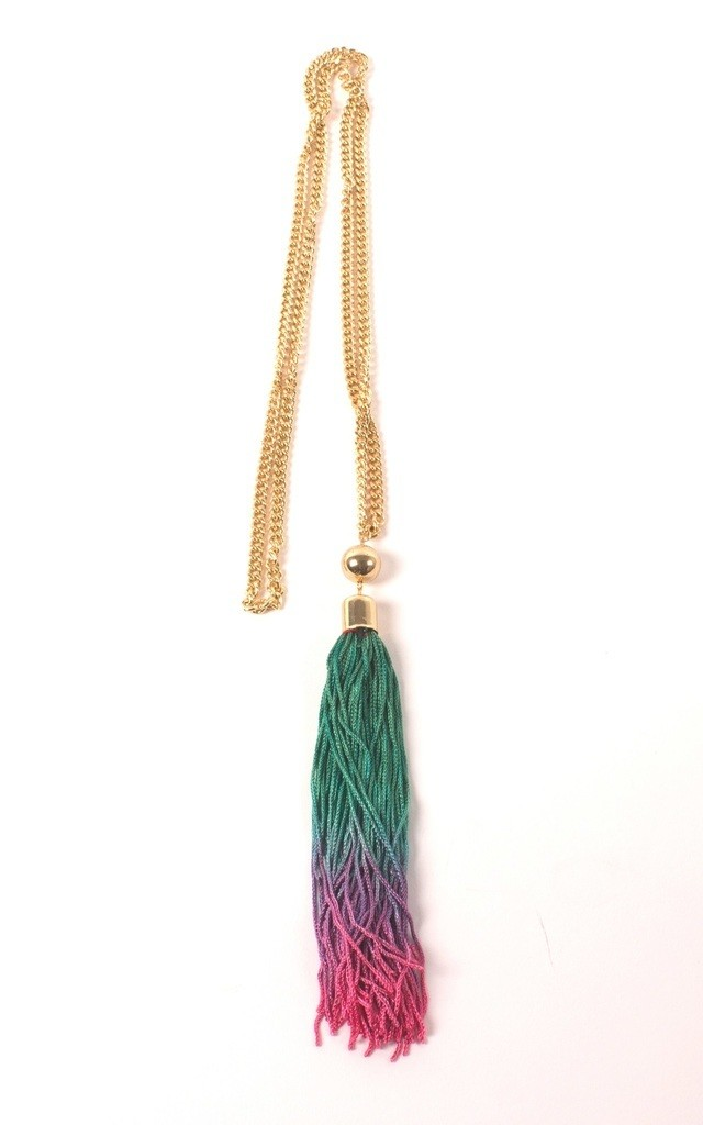 Latisha Necklace by Souksy