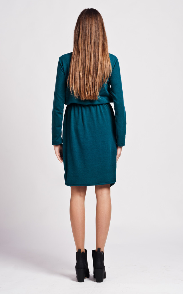 Green dress by Lanti