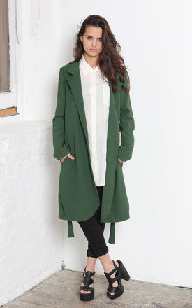 Green annie jacket by Never Fully Dressed Product photo