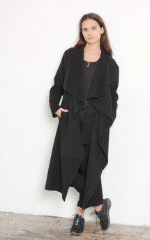 Flo coat black by Never Fully Dressed Product photo