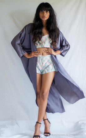 Split back cape by TIA Product photo