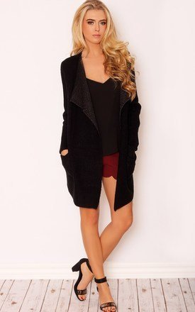 Louise waterfall front cardigan by LullaBellz Product photo