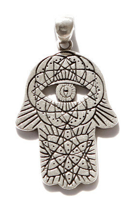 Iamvibes hamsa pendant by iamVibes Product photo