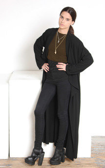 Maxi duster by Never Fully Dressed Product photo