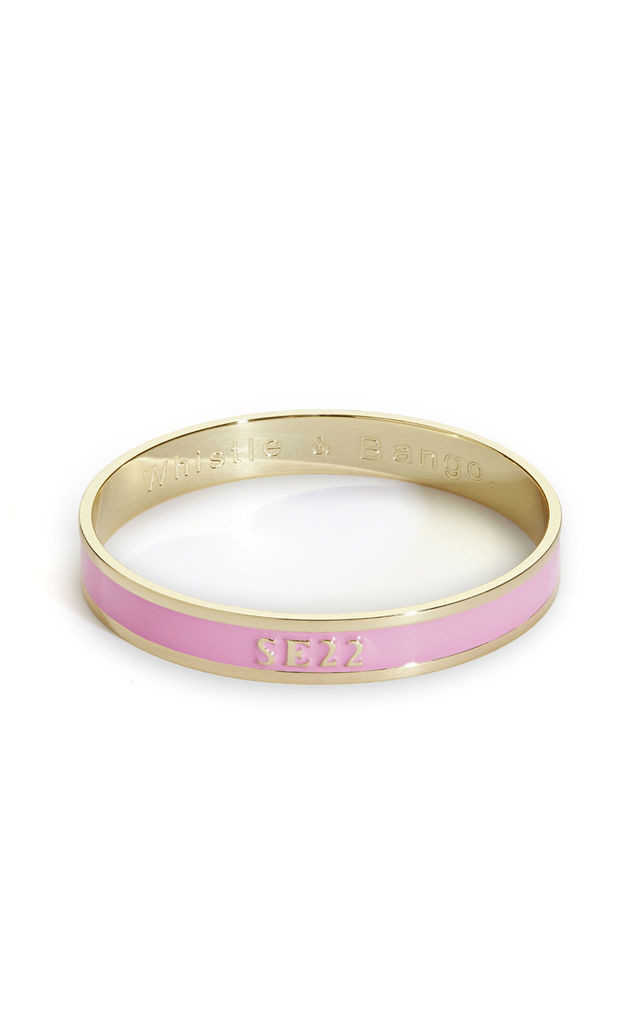 SE22 Postcode Bangle by Florence London