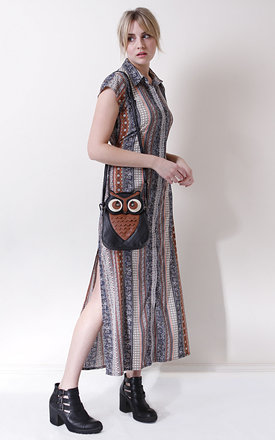 Owl cross body bag by Liquorish Product photo