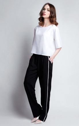 Black trousers by Lanti Product photo