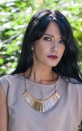 Gold fringe tribal statement necklace by 16 Braunton
