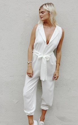Marnie jumpsuit ivory by Never Fully Dressed Product photo