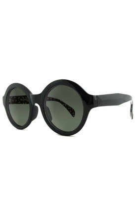 Sleek 1970's style sunglasses by Ruby Rocks Sunglasses Product photo