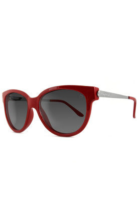 Elegant red sunglasses by Ruby Rocks Sunglasses Product photo