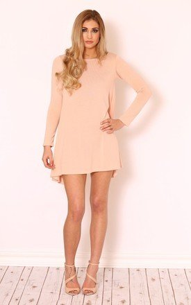 Labelle pink swing dress by Dolly Rocka Product photo