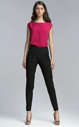 High waist trousers by Lanti Product photo