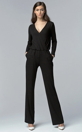 Long sleeved jumpsuit by Lanti Product photo
