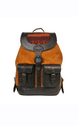 The mochata backpack mustard by Beara Beara Product photo