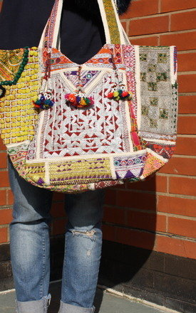 Banjara golden sands bag by be-snazzy Product photo