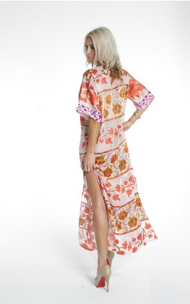 Tropical Seminyak Kaftan by ILL DISCIPLINED