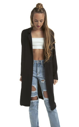 All you'll ever need duster coat  by We Run This Product photo