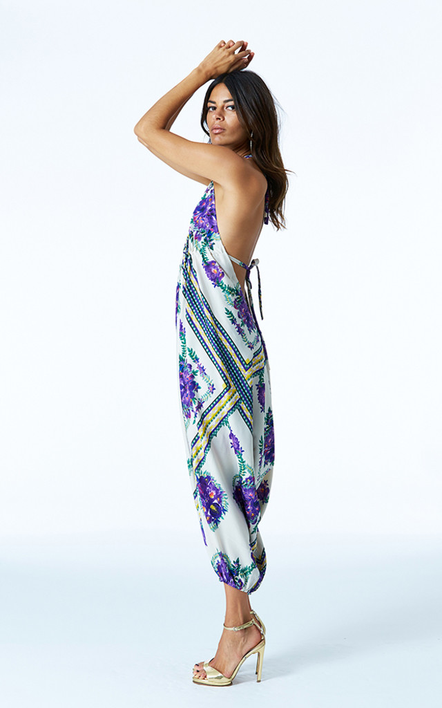 Genie Jumpsuit in Lotus image