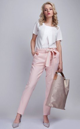 Trousers with sash by Lanti Product photo