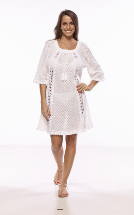 St Tropez Dress by La Mandarine Beachwear