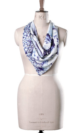 Albany luxury neck scarf by Leanne Claxton Product photo