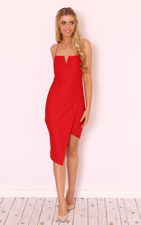Scarlett asymmetric cross dress by LullaBellz Product photo