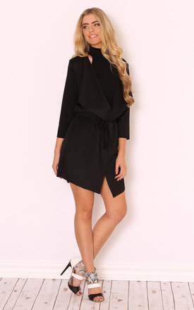 Alex black summer jacket by LullaBellz Product photo
