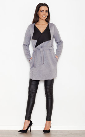Greyscale jacket by KATRUS Product photo