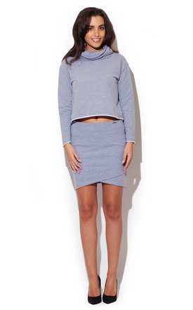 Grey two-piece by KATRUS Product photo