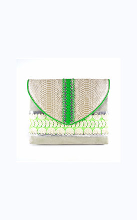 Cabana Clutch Bag by Sweetlime