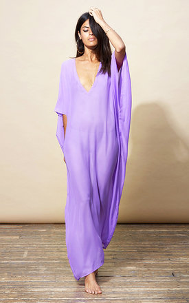 Jordana kaftan in lilac by Dancing Leopard Product photo
