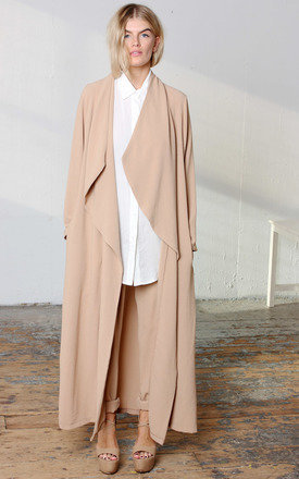 Maxi duster camel by Never Fully Dressed Product photo