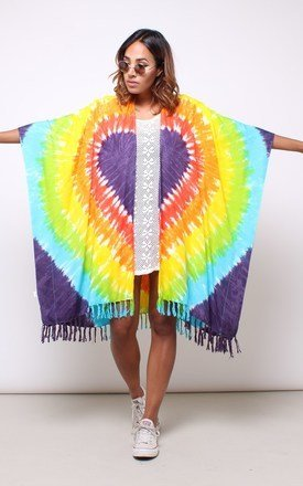 Summer rainbow tie dye by House of Jam Product photo