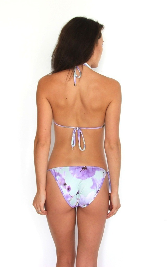 Lilly Lilac & Mint Bikini by BeachHeart