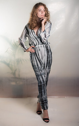 Ws black white jumpsuit by TIA Product photo