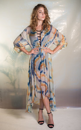 Primadonna kimono blue by TIA Product photo