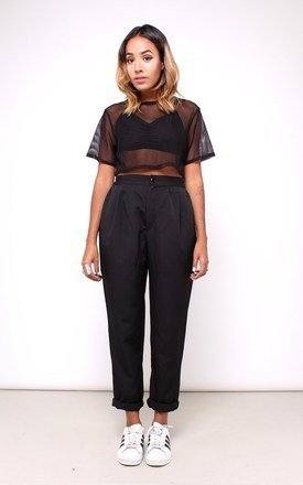 Tapered peg leg trousers by House of Jam Product photo