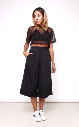 Black culottes by House of Jam Product photo
