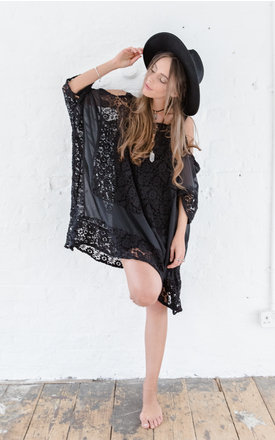 Glastonbury crochet dress by Pass the Salt Clothing Product photo