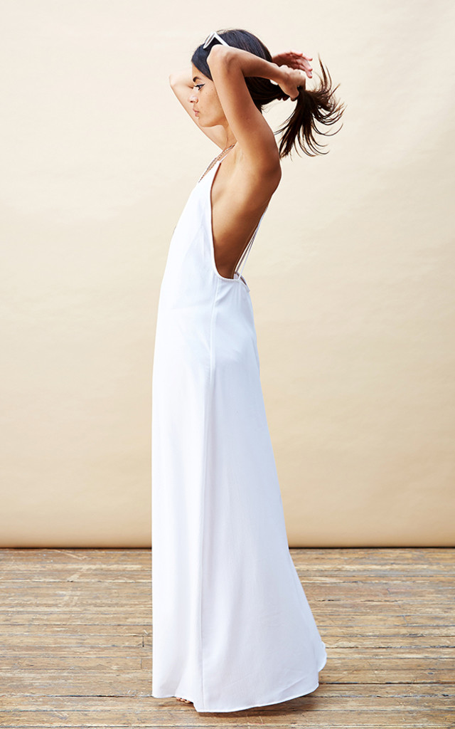 Rafaela Maxi in White image